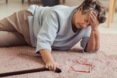 נפילות בקרב קשישים